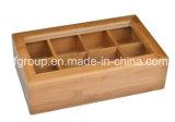 Высокого класса Glassy готово индивидуальные деревянный ящик для Humidor сигарный