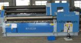 Гибочная машина W11 8X2500 плиты 3 роликов
