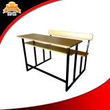 金属の学校家具学生の椅子および机
