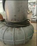 Pompe centrifuge des eaux usées submersible 400wq-500qw pour l'écoulement 1980m3/h avec la tête de 8m