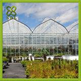 질 보장 Shading 시스템을%s 가진 알루미늄 정원 온실