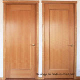 Diseño moderno de madera maciza puerta de entrada