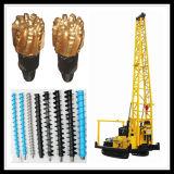 Multi-Funcational Trailer Type Water Well Drilling Rig met Ce en ISO Certificated