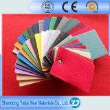Tecido não tecido de tapete de exibição para o mercado europeu