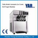 최신 판매 자동적인 가득 차있는 스테인리스 탁상용 3 분사구 아이스크림 기계
