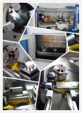 Qk1335 gran cavidad de husillo roscado CNC tubo horizontal de la Herramienta de torneado