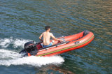 0.9mm韓国PVCの3.2mの膨脹可能なボート(FWS-D320)