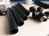 PE Pipe e Fitting para Water Supply
