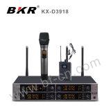 Micrófono sin hilos profesional de la conferencia del alto rendimiento de Kx-D3918 Digitaces