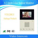 Timbre Mano-Libre de las llamadas del teléfono del vídeo de color de Dahua 4.3-Inch (VTH1200CS)