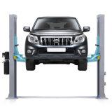 Аттестация Ce и подъем автомобиля столба 2 для домашних гаражей