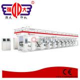 Automatischer Lichtbogen-Hochgeschwindigkeitszylindertiefdruck-Plastikfilm-Drucken-Presse 200 M/Min