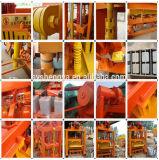 Qtj4-40 중국에 있는 맞물리는 포장 기계 콘크리트 블록 기계