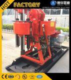 인도에 있는 우물 물 드릴링 기계를 위한 0-200mm 휴대용 드릴링 리그