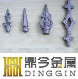 Lanza de hierro forjado /adornos de hierro forjado.