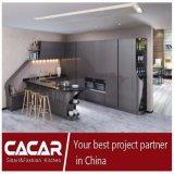 2018現代家具の光沢度の高いラッカーMDFの食器棚