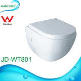 衛生製品の透かしの2部分の陶磁器の洗面所