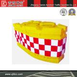 La sécurité du trafic routier en plastique Water-Filled barrière (CC-S02)