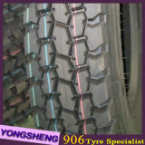 populärer Radial-LKW-Gummireifen des Gummireifen-11r22.5 von der China-Gummireifen-Fabrik