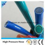 Poliuretano reforzado fibra de alta presión/manguito de nylon