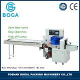 Máquina de embalagem horizontal descartável Multi-Function de múltiplos propósitos do copo de papel