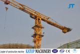 Grúa de la serie Tc4808 de la marca de fábrica Qtz40 de Katop para el sitio de Constructon