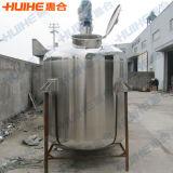 El tanque de mezcla líquido móvil para el alimento