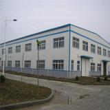 Almacén prefabricado de la estructura de acero para la venta (ZY154)