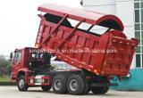 Sinotruk HOWOのブランド25-30tonsのダンプトラック