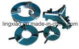 溶接のポジシァヨナーの締め金で止めることのための溶接のチャックKd-400