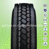 12R22.5 TBR neumáticos neumático sin tubo de acero de camiones pesados de neumáticos
