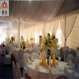 Festival de Cerimônia Clear Span Outdoor Function Wedding Evento de Festival de Famosos Medieval Cheap 20X30 Event Tent