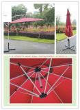 Hz Um82 10FT 바나나 우산 정원 거는 양산