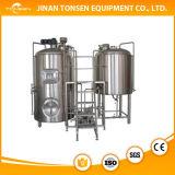 Strumentazione commerciale di preparazione della birra del mestiere del certificato 200gal del Ce da vendere