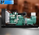 комплект генератора трейлера двигателя дизеля 450kw 562.5kVA Yuchai молчком