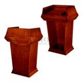 学校のオフィス用家具の木の講議表のスピーチの指揮台