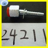 Le raccord hydraulique femelle ORFS raccord Standard 24211