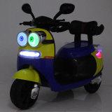 Venda por atacado elétrica do velomotor da motocicleta da roda popular das crianças 3