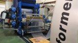 встроенная пластичная производственная линия Thermoforming штрангя-прессовани & чашки (PPSJ)