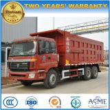 6X4 무거운 수용량 Foton 가격 20 톤 팁 주는 사람 20t 덤프 트럭
