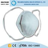 Partikelfiltration-Luft-Reinigung-Respirator-Schablone
