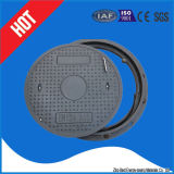 En124 600 mm FRP Circular Manhole Cover with Frame