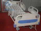 工場価格の贅沢な鉄骨フレームの病院の家具の電気ベッド