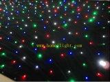 Светодиодный индикатор RGB видение Star шторки с красочными