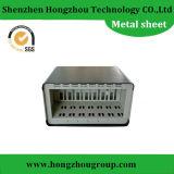 Fabrication en tôle métallique Électrique avec soudure