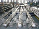 Ensemble de tuyau d'enroulement de tube de four à production de production d'hydrogène