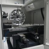 Профессиональный производитель легкосплавных колесных ремонт токарного станка с ЧПУ Super Precision машины