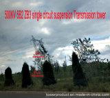 Megatro 500kv 5b2 Zb3 sceglie la torretta della trasmissione della sospensione del circuito