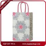 Los compradores de Wild Side personalizada de moda de compras y regalo de Kraft Paper Bag