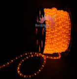Luz de corda normal usa luz original para decorações de férias